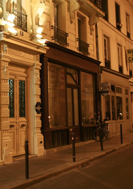 Hotel Paris Nemours - Access 3